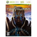 Xbox360ソフト Too Human トゥーヒューマン 初回限定版Xbox360ソフト Too Human トゥーヒューマン 初回限定版 特典付/X360 Xbox360用 ソフト/Xbox360,X360,Xbox360ソフト,エックスボックス,Xbox360用,ソフト,TooHuman,Too,Human,トゥーヒューマン,トゥー,ヒューマン,初回限定版,初回,初回版,特典,特典付き,特典付