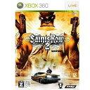 在庫あり!(2008年12月4日発売)【在庫あり】Xbox360ソフトセインツ・ロウ2/SaintsRow2エックスボックスクライムアクションゲームTHQ