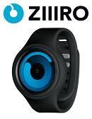 【送料無料】【日本正規代理店】 ZIIIRO ジーロ 時計 グラビティー 黒×青【ドイツデザインウォッチ】Gravity BLK/BLE 腕時計 Z0001WBBL ユニセックス対応