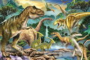 3Dパズル【恐竜の谷】150ピース