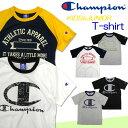 【メール便対応】[Champion]チャンピオン [キッズ&ジュニア]半袖Tシャツ[130-160cm][6色]CX