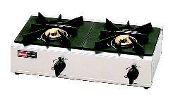 2口ガステーブルRSB-206A(ガス種:プロパン)LPガステーブルガスコンロ卓上コンロ業務用業務用