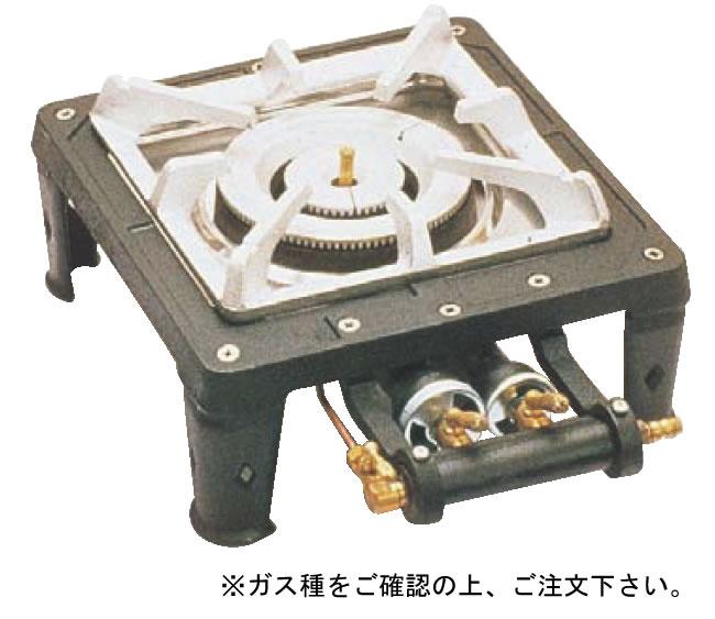 テーブルコンロMD-7011連・マッチ点火12・13A(ガス種:都市ガス)焜炉熱炉業務用厨房機器厨房