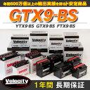 バイクバッテリー 蓄電池 YTX9-BS GTX9-BS FTX9-BS 互換対応 密閉式 MF 液別(液付属)【あす楽】【配送種別:B】★