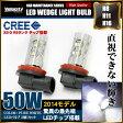 LED フォグランプ 50W H8 H11 H16 フォグライト ホワイト 2個セット CREE OSRAM製【あす楽】【配送種別:A】