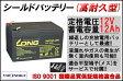 【耐久性1.5倍】12V12Ah 高性能シールドバッテリー(WP12-12E)(完全密封型鉛蓄電池)電動リールに!電動バイクに!