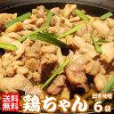 飛騨の郷土料理『鶏ちゃん』みそ 送料無料セット 6袋(1袋2人前 250g)【RCP】05P01Jun14