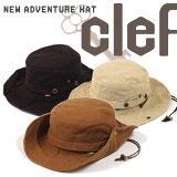 clef ����/��NEW ADVENTURE HAT�ۡ�RB3328��/�ϥå� ˹�� ��� ˹�� ��ǥ����� �ϥå� ���� HAT
