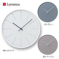 【5/30までポイント10倍】【送料無料】Lemnos レムノス dandelion ダンデライオン NL14-11 【置物・掛け時計】
