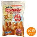 【代引き・同梱不可】カネ増製菓 低脂肪乳ミルクパン 95g×...