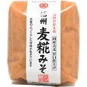 【代引き・同梱不可】丸正醸造 信州麦糀みそ 500g×6袋
