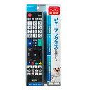ELPA(エルパ) 地上デジタル用 テレビリモコン シャープ用 RC-TV009SH【生活家電】