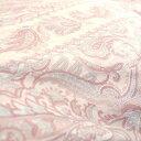 ヴェルサイユ 高密度防ダニカバーシリーズ フラットシーツ シングル 150×260cm ピンク【寝装・寝具】