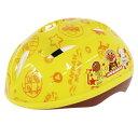 カブロヘルメットミニ それいけ!アンパンマン/1481/アンパンマン 軽い 頭の小さいお子様用 自転車アイテム 幼児用ヘルメット