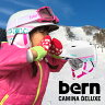 新商品 bern バーン CAMINA カミナ 冬用 子供用ヘルメット 耳あて付 自転車 キッズ ジュニア スノーボード スキー 雪山 ウインターモデル 女の子 クリスマス プレゼント