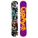【送料無料】2013-2014 GRAY グレイ スノーボード 板 snow board/ Genius ジーニアス
