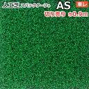 スパックターフ 人工芝 約0.9m幅 切り売り レギュラーシリーズ AS (R) 東レ