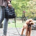 【犬 キャリーバッグ】消臭プチバッグ お散歩バッグ ドッグバッグ 制菌・抗菌・防臭・消臭機能