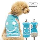 スマイリータンクトップ ブルー ドッグウェア 犬服 ペット用品 犬服 セール【服2020】