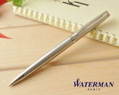 ウォーターマン WATERMAN メトロポリタンエッセンシャル ボールペン ステンレススチールCT WMS2259372