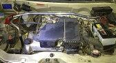 ユウテック オリジナル フロントタワーバー(22φ) アルト HA23S/HA23V