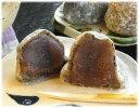 ◆国産黒ごまの香ばしいさと当店自慢の手づくりこしあん◆杵搗き餅こだわりの黒ごま大福(3個入り)