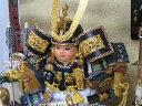 ◇新作新品◇五月人形♪子供大将飾りケース入り(京華作)