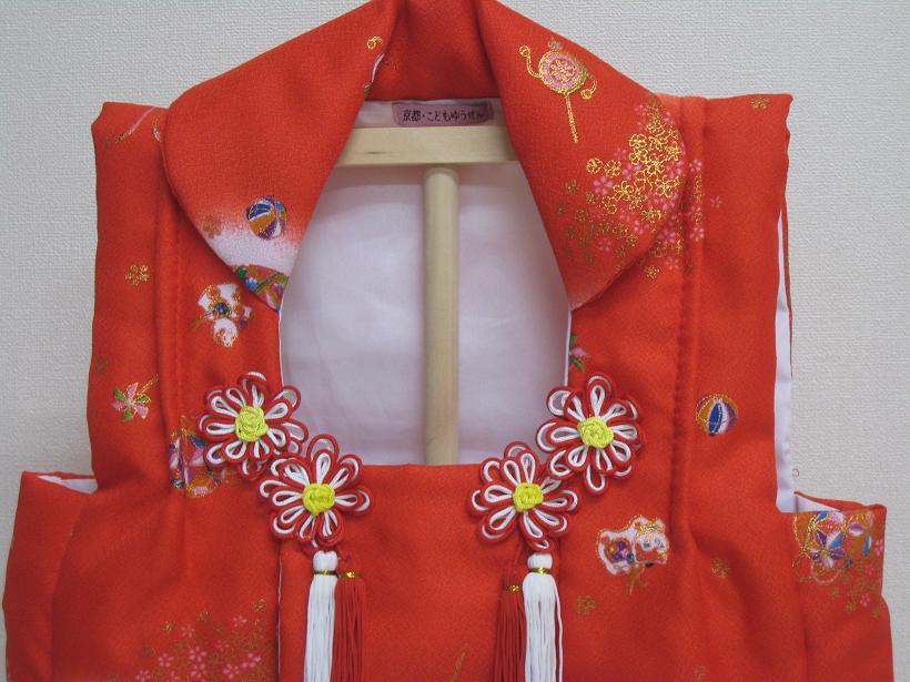 被布着(こどもゆうぜん)3-9150 雛人形 ...の紹介画像2