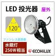 LED大型電球 LED照明 アイリスオーヤマLED投光器 屋内 昼白色irldrsp80n-120bs-l