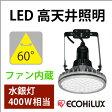 LED大型電球 LED照明 アイリスオーヤマLED投光器 屋内 昼白色IRLDRCL172N-60