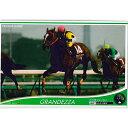 オーナーズホース02 H015:グランデッツァ(ニュースター/ノーマル白) バンダイ ネットカードダス