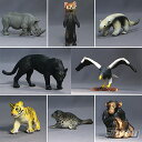 ミニチュアプラネット Vol.5 集めて広がる動物フィギュアの世界 全8種セット エイコー プライズ