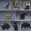 ミニチュアプラネット Vol.8 集めて広がる動物フィギュアの世界 全8種セット エイコー プライズ