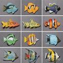 手のひらサイズの熱帯魚ミニフィギュアコレクション 全12種セット