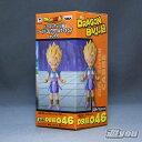 ドラゴンボール超 ワールドコレクタブルフィギュア vol.8 DB超046:超サイヤ人キャべ バンプレスト プライズ