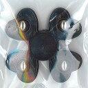 お子様の手にもピッタリ mini ハンドスピナー 15:ミニスピナーG (ブラック) 指スピナー 指遊び