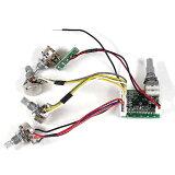 【midrange控制附着3Band EQ】ARTEC SE3P 基本用前置放大器5水壶模型【主动的电路】[ar1][【ミッドレンジコントロール付き3Band EQ】 ARTEC SE3P ベース用プリアンプ 5ポットモデル 【アクティブサーキット】 [ar1]]