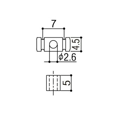 YJB PARTS Gシリーズ 円筒型ストリン...の紹介画像3