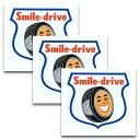ステッカー 3枚 セット / YOKOHAMA TIRE Smile-drive ヨコハマタイヤ アメリカン雑貨