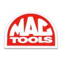 ステッカー / MAC TOOLS マックツールズ アメリカン雑貨