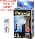 【全国送料 無料】LED電球(40形相当/477lm/昼光色/E17/人感・明暗センサー付)型番 LDR4D-W/S-E