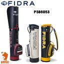 《あす楽》FIDRA フィドラ P386053 クラシックキャディバッグ 軽量 8.5型 47インチ対応 [16秋冬]