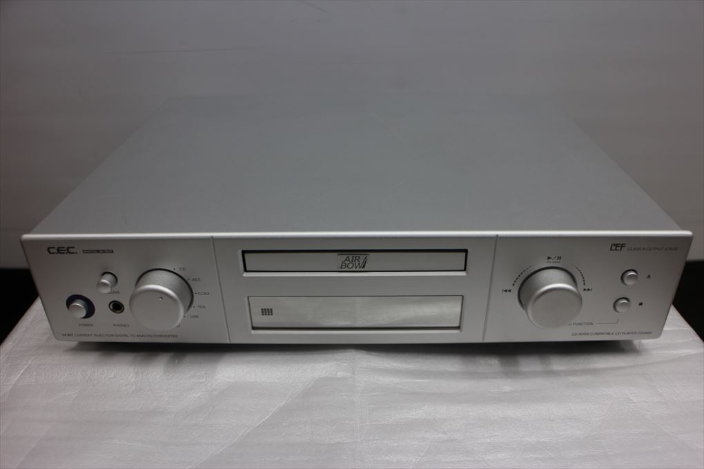 AIRBOW - CD3800/SPECIAL/シルバー(展示機)【中古】