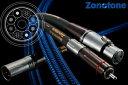 【送料無料】Zonotone ゾノトーンshupremeAC-LX_XLR1.0m ペア超高純度7Nクラス・5種ハイブリッド DMHC・4芯×2(8芯) ハイエンド・インターコネクトケーブル