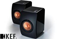 【1台即納可能】KEFLS50Standardコンパクトスピーカー(ペア)
