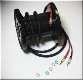 DH LABS ディーエイチラボ Q-10 signature 4.5m pair (Single) アンプ側スペード スピーカー側スペード