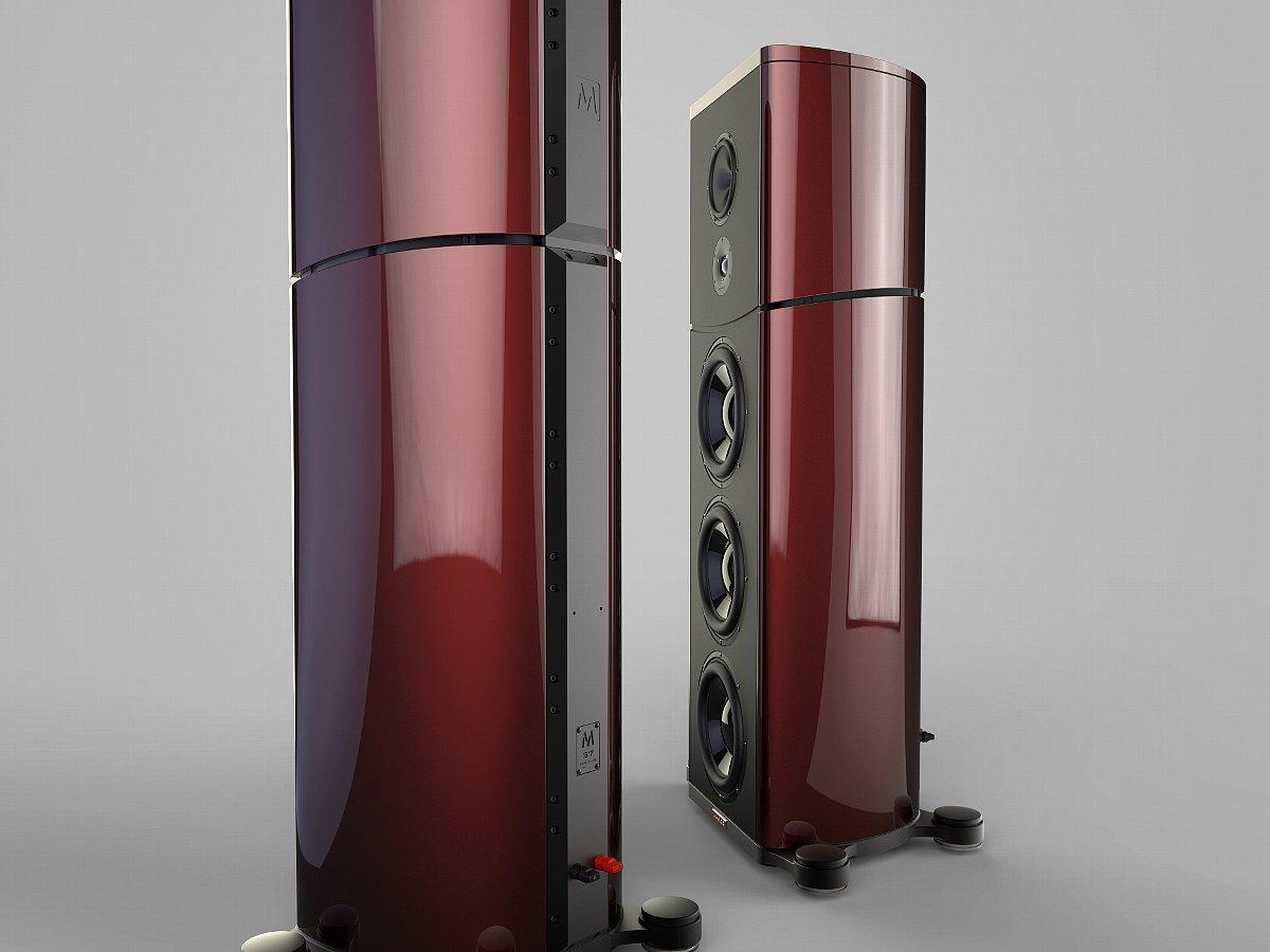 MAGICO マジコ スピーカーシステム S7 M-COAT CANDY RED 特価お問い合わせ下さい!