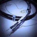 DH Labs リベレーション・ピュアBi-wire スピーカーケーブル 1.5m ペア アンプ側:Yラグ スピーカー側:バナナ