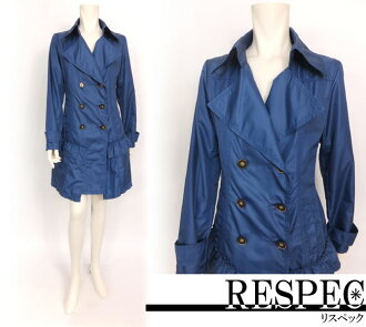 Made in Japan ◆ ◆ new products 50% off ★ フェミニンポケッタブル coat respec - Grand mountain t. ☆☆