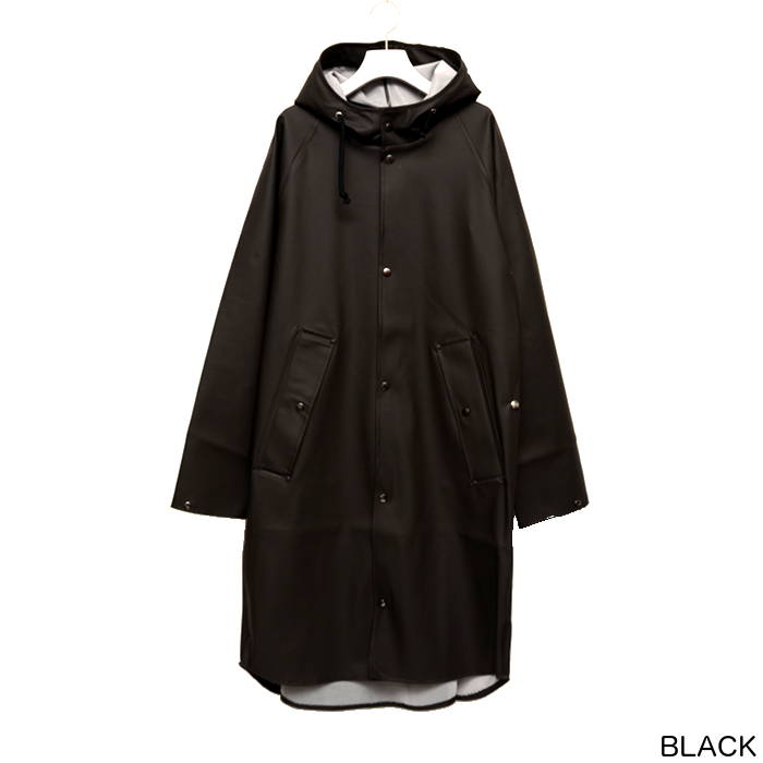 AUGUSTE-PRESENTATION pajama look オーギュストプレゼンテーション セミロングレインコート E&WAUCT001